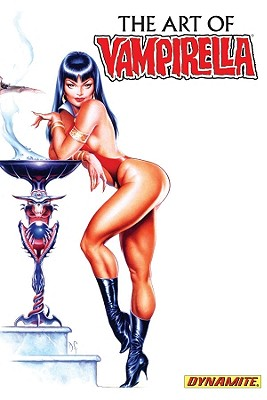Art of Vampirella By Golden, Michael (CON)/ Mayhew, Mike (CON)/ Brereton, Dan (CON)/ Quesada, Joe (CON)